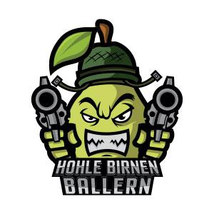 HOHLE BIRNEN BALLERN